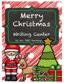 Merry Christmas Writing Center