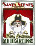 Merry Christmas, me Hearties!  A Christmas Play