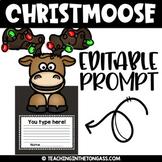 Free Christmas Clipart (Christmas Moose)