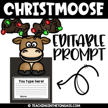 Free Christmas Clipart | Christmas Moose Clipart