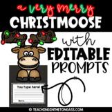Christmas Writing Craft | Christmas Craft | Mooseltoe Activities