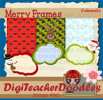 Merry Frames and Paper