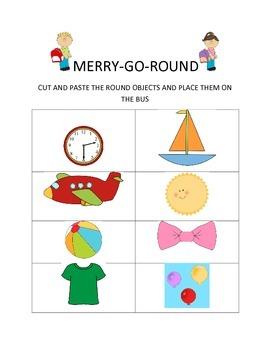 Merry-Go-Round Math