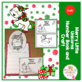 Merry Little Unicorns Number Book and Craft