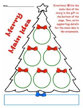 Merry Main Idea