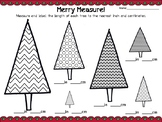Merry Measure! Inches & Centimeters