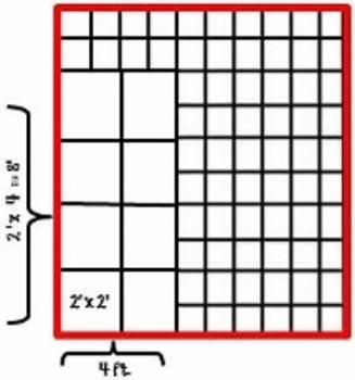 Merry Measurement - CCSS aligned Area & Perimeter Problem Solving Task Cards