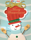 Measurement Conversion Activities | Holiday Theme