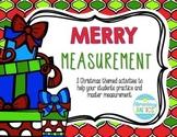 Christmas Measurement Activities