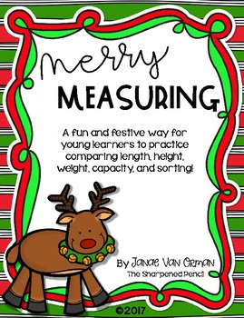 Merry Christmas Measurement