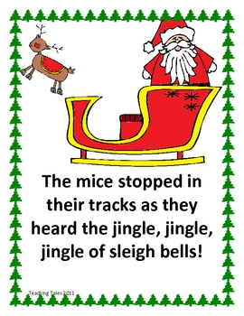 Merry Mice:  A Christmas Story
