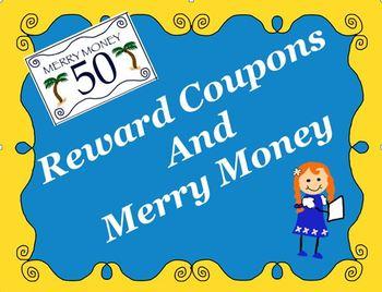 Merry Money & Reward Coupons
