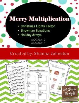 Merry Multiplication Bundle