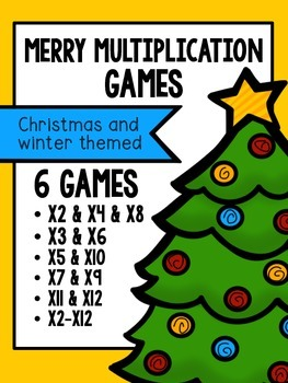 Merry Multiplication Games