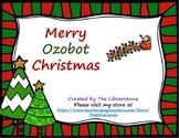 Merry Ozobot Christmas