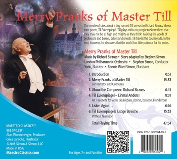 Merry Pranks of Master Till MP3 and Activity Book