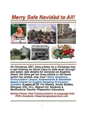 Merry Safe Navidàd to All