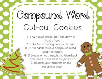 Merry and Bright: 6 Holiday Themed Math and Literacy Centers