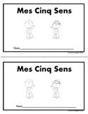 Mes Cinq Sens (un livre de science)