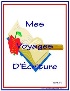 Mes Voyages D'Ecriture    Partie 1