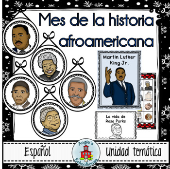 Mes de la Historia Afroamericana