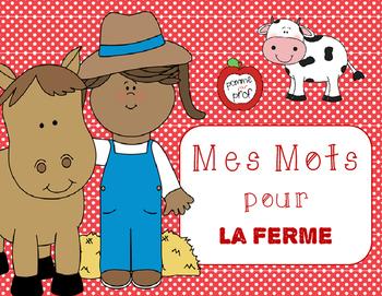 Mes mots pour la ferme (My Words for the Farm) - French Vo