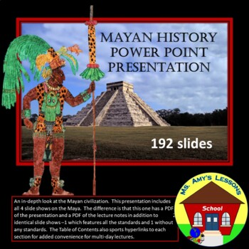 Meso-American Civilizations Power-Point presentation