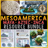Mesoamerica Activities Resource Bundle