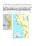 Inca, Maya, and Aztec Civilizations unit - sheets, activit