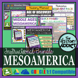 Mesoamerica Interactive Notebook Instructional Bundle (Maya, Inca, Aztec)