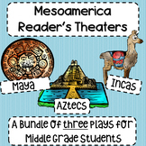 Mesoamerica (Maya, Aztecs, Incas) Reader's Theater Bundle