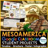 Mesoamerica: Olmec Maya Aztec Inca Google Classroom Projects