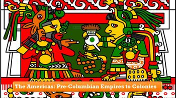 Mesoamerica and Pre-Columbian Power Point