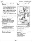 Mesoamerican Civilizations - Assessment