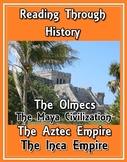 Mesoamerican Civilizations: Olmec, Maya, Aztec, and Inca