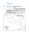 Mesoamerican Geography: Olmec and Maya