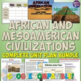 Mesoamerican and African Civilizations Unit Set
