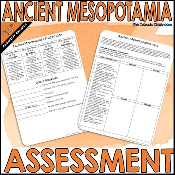 Mesopotamia: Assessment