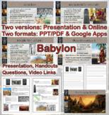 Mesopotamia: Babylon City of Wonders