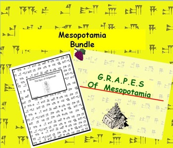 Mesopotamia Bundle
