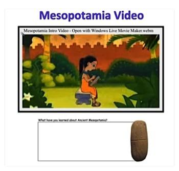 Mesopotamia Caves to City-States
