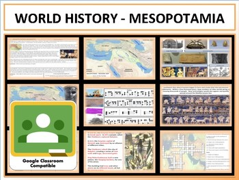 Mesopotamia - Complete Unit