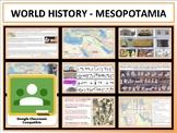 Mesopotamia - Complete Unit - Google Classroom Compatible