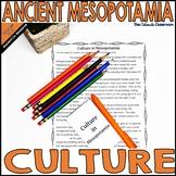Ancient Mesopotamia Culture