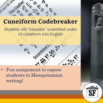 Mesopotamia-Cuneiform Codebreaker