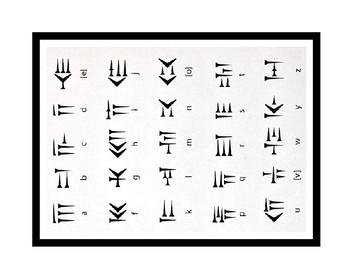 when was cuneiform invented