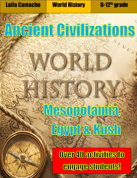 Mesopotamia, Egypt, and Kush