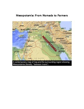 Mesopotamia: From Farmers to Nomads