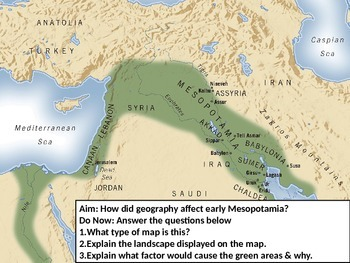 Mesopotamia Geography1