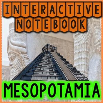 Mesopotamia Interactive Notebook